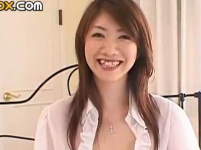 木村那美ちゃんがアナルに初挑戦、おもちゃに大興奮!衝撃。
